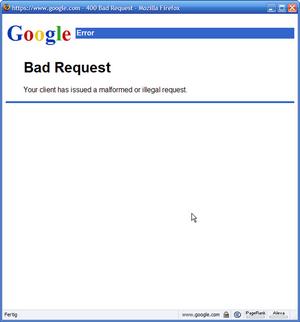 reader email error 2
