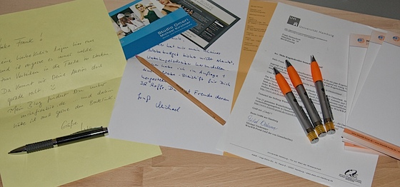 Kugeschlreiber-Deal-Einsendungen