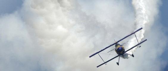 Flugshow in Augsburg