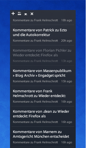 Snackr-Screenshot