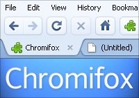 Chromifox Firefox Chrome
