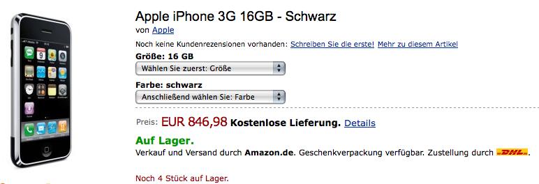 Billiger Iphone  Vertrag