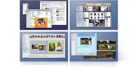 Mac OSX Spaces