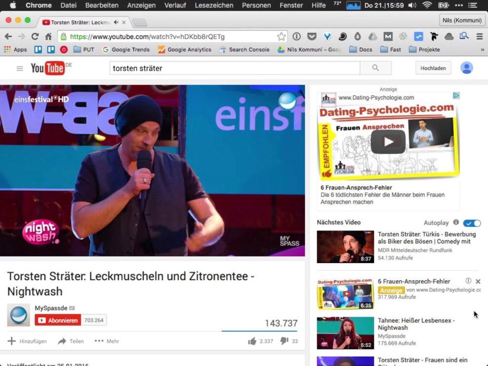 Duet Display: Video Wiedergabe auf dem iPad