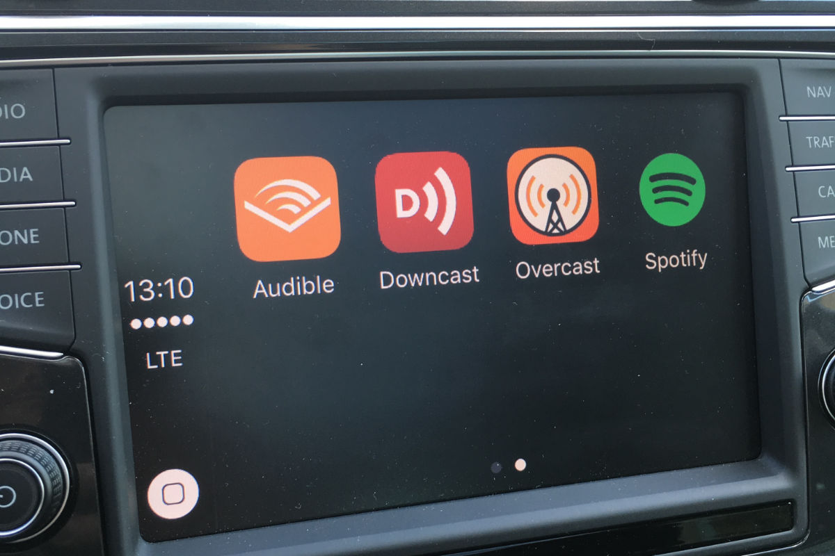 CarPlay im Tiguan 2016