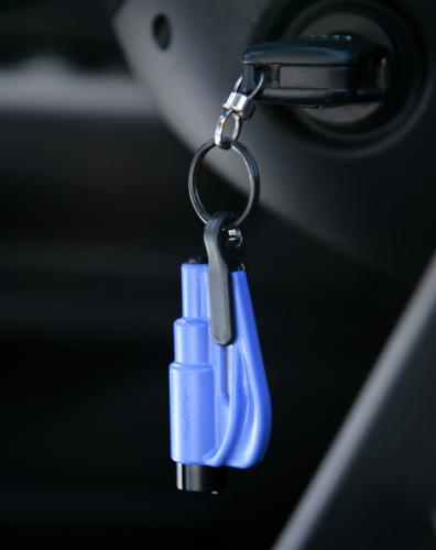 ResQMe: Rettungswerkzeug Schlüsselanhänger
