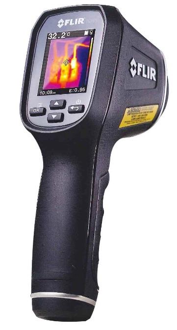 Flir Wärmebild IR Pyrometer