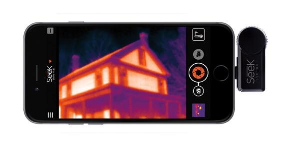 Smartphone Wärmebildkamera
